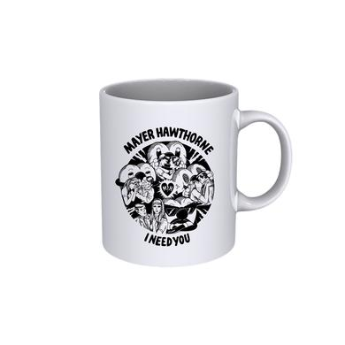 Mayer Hawthorne I Need You Mug