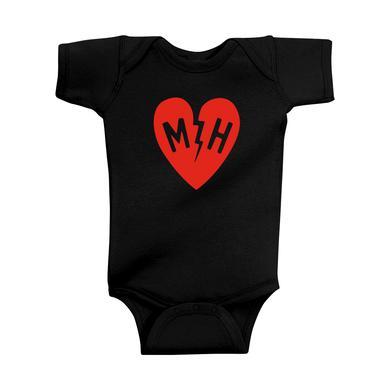 Mayer Hawthorne MH Baby Onesie