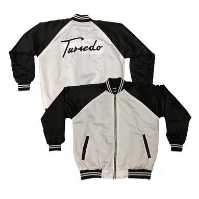 Mayer Hawthorne Tuxedo - Satin Zip Bomber Jacket
