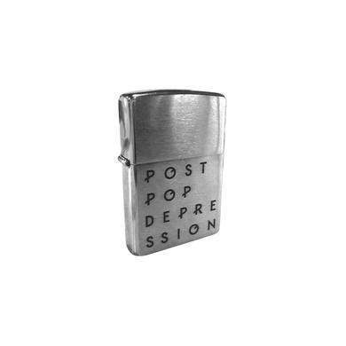 Iggy Pop Post Pop Zippo Lighter