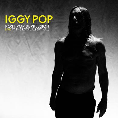 Iggy Pop Post Pop Depression - Live at The Royal Albert Hall 3 LP (Vinyl)