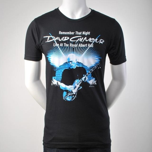 David Gilmour Remember That Night T-Shirt