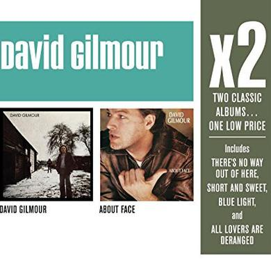 David Gilmour/About Face x2 Classic Albums