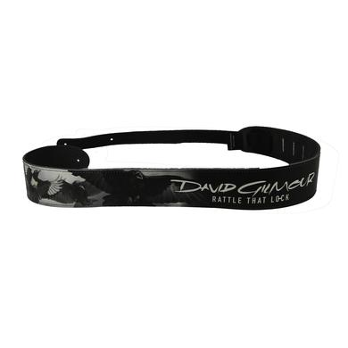 David Gilmour Rattle That Lock Guitar Strap
