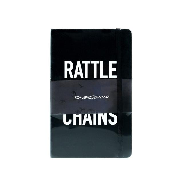 David Gilmour Rattle That Lock Moleskine Notebook