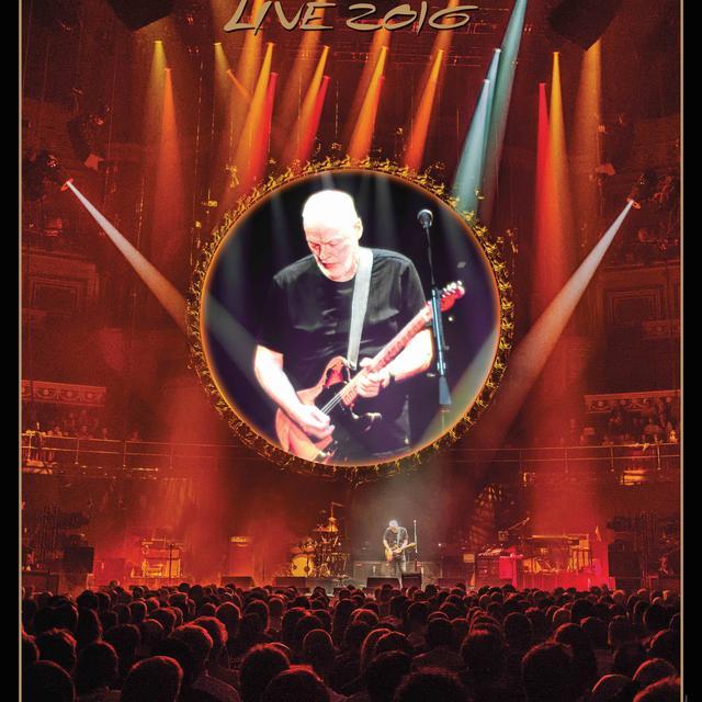 David Gilmour PRE-ORDER:  Royal Albert Hall Lithograph