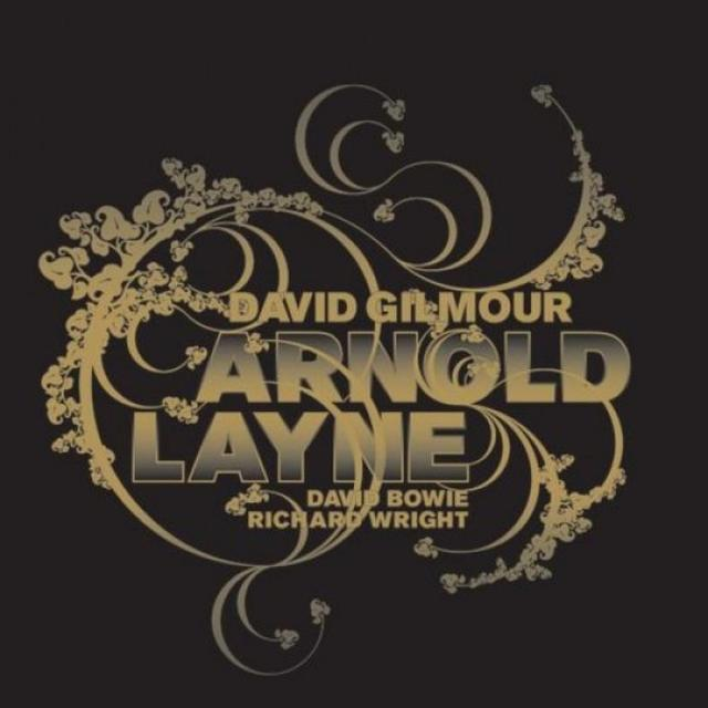 David Gilmour Arnold Layne