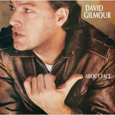 David Gilmour About Face  CD