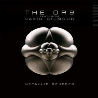 David Gilmour Metallic Spheres Vinyl