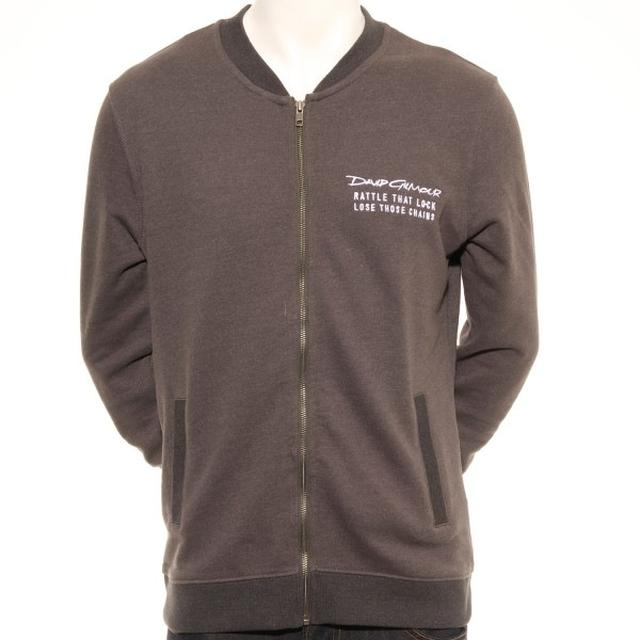 David Gilmour Rattle That Lock Zip Up Track Jacket