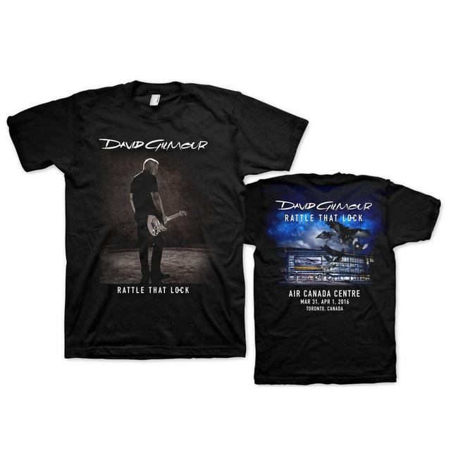 David Gilmour Air Canada Event T-Shirt