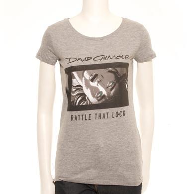 David Gilmour Women's Rattle That Lock Manga T-Shirt