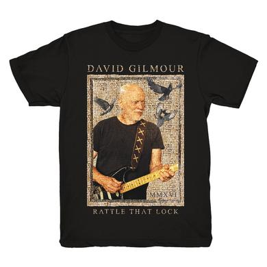 David Gilmour Europe 2016 Pompeii Event T-Shirt