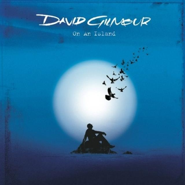 David Gilmour On An Island Vinyl