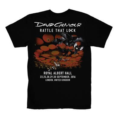 David Gilmour Royal Albert Hall Event T-Shirt