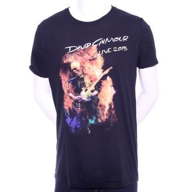 David Gilmour Live 2015 Brushstroke T-Shirt
