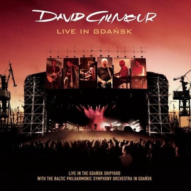 David Gilmour Live In Gdansk (CD/DVD)