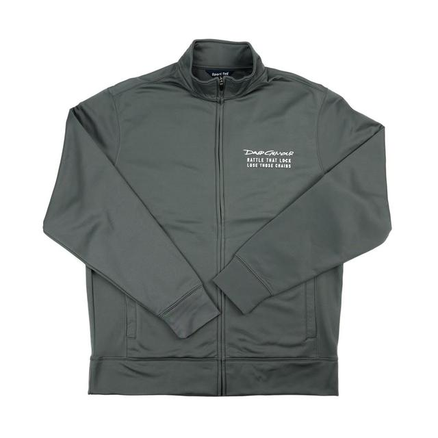 David Gilmour Rattle That Lock US Zip Up Track Jacket