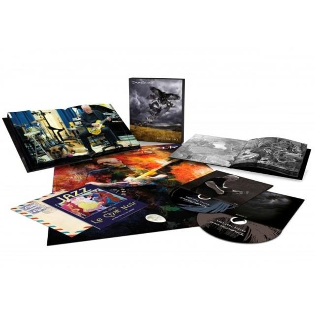 David Gilmour Rattle That Lock Deluxe Edition CD/BluRay