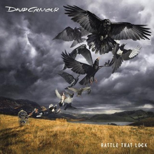 David Gilmour Rattle That Lock LP