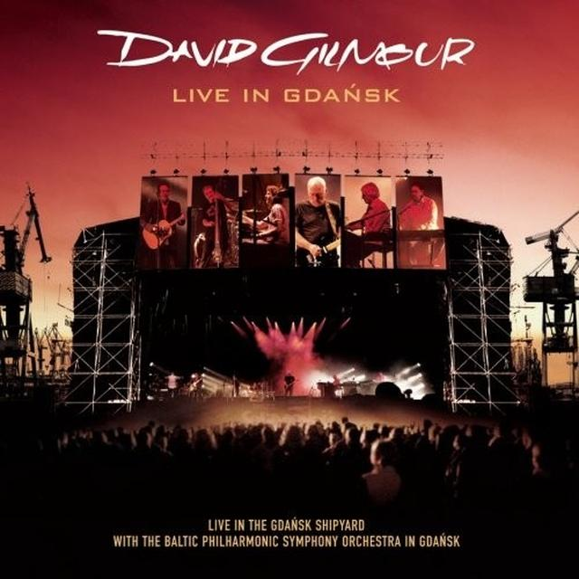 David Gilmour Live In Gdansk (2CD/2DVD)