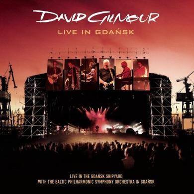 David Gilmour Live In Gdansk 2 CD