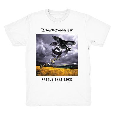 David Gilmour Europe 2016 Cover Art T-Shirt