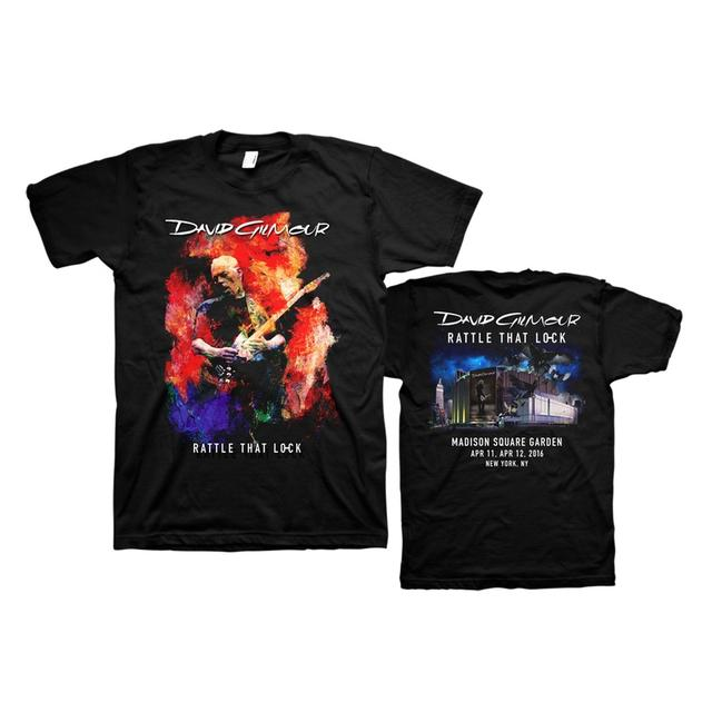 David Gilmour Madison Square Garden Event T-Shirt