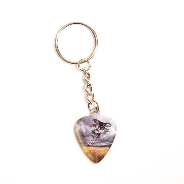 David Gilmour Rattle That Lock Keychain
