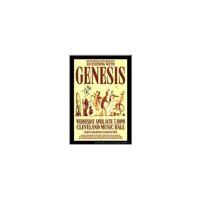 Genesis An Evening With Magnet