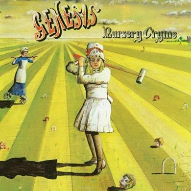 Genesis Nursery Cryme LP (Vinyl)