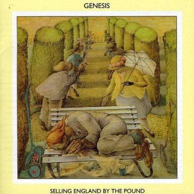 Genesis Selling England By The Pound LP (Vinyl)