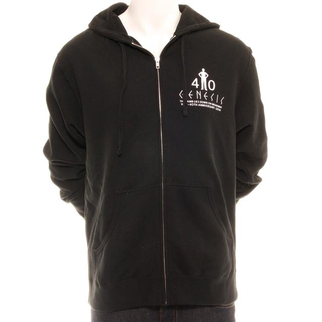 Genesis Lamb Lies Down 40th Anniversary Hoodie