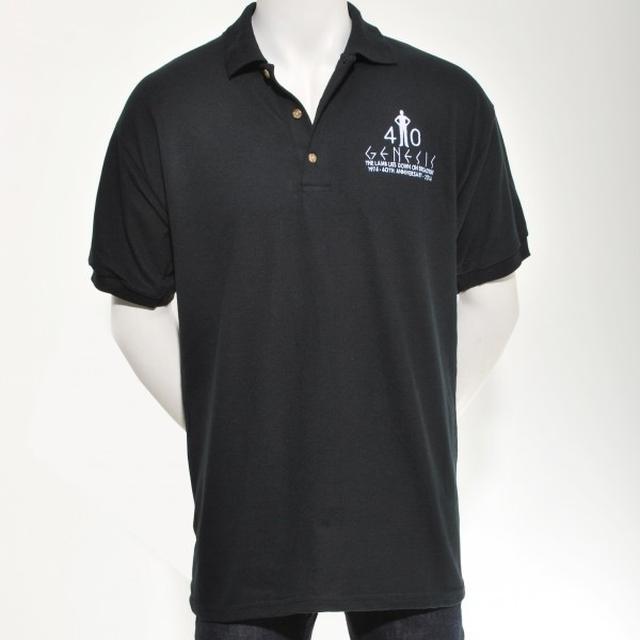 Genesis Lamb Lies Down 40th Anniversary Polo Shirt