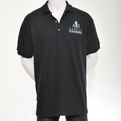 Genesis Lamb Lies Down 40th Anniversary Polo Shirt