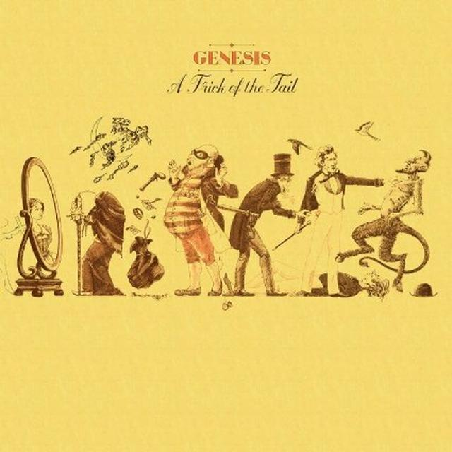 Genesis Trick Of The Tail LP