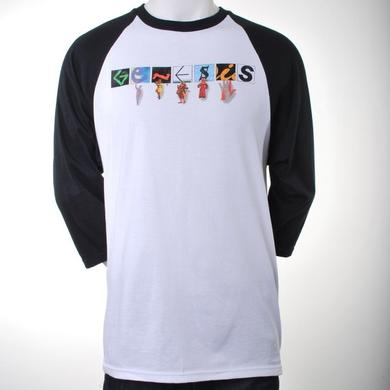 Genesis Logo Long Sleeve Baseball T-Shirt