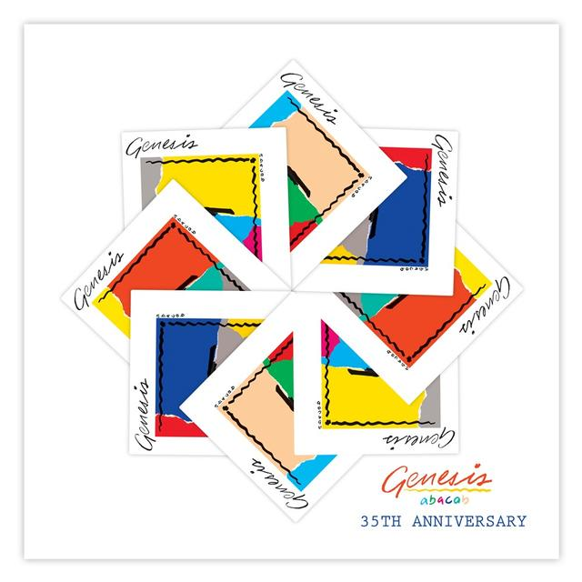Genesis EXCLUSIVE: Abacab 35th Anniversary Aluminum Print