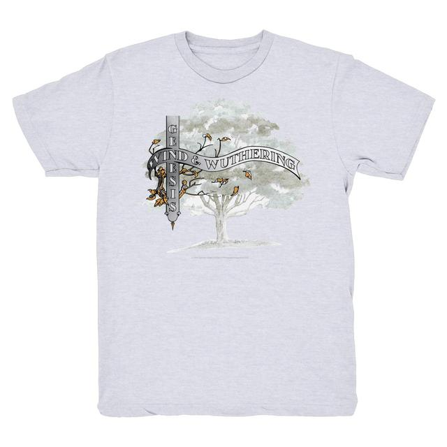 Genesis wind & Wuthering Birded Tree T-Shirt