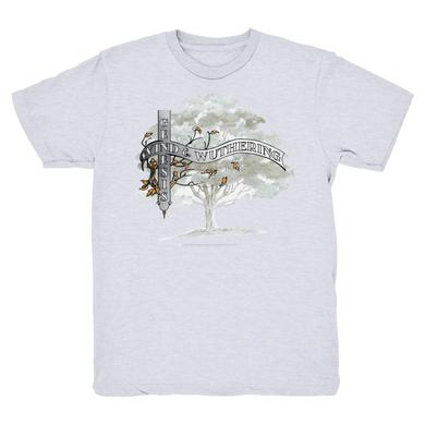 Genesis wind & Wuthering Birded Tree T-Shirt