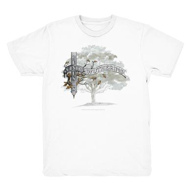 Genesis Wind & Wuthering Birded Tree T-Shirt (White)