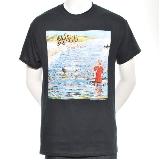 Genesis Foxtrot Album Art T-Shirt