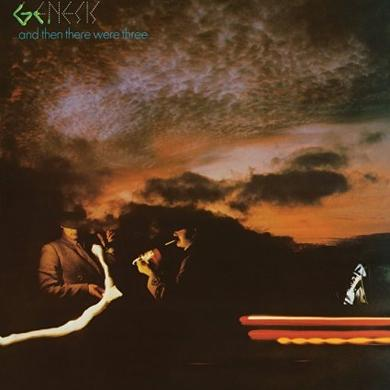 Genesis And Then There Were Three LP