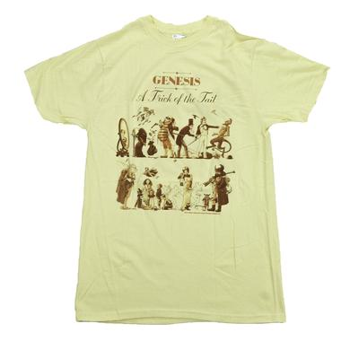 Genesis Yellow Trick Of The Tail T-Shirt