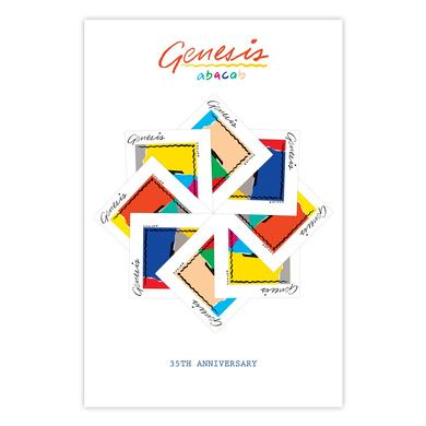 Genesis LIMITED EDITION Abacab 35th Anniversary  Fine Art Print (Framed or Unframed)