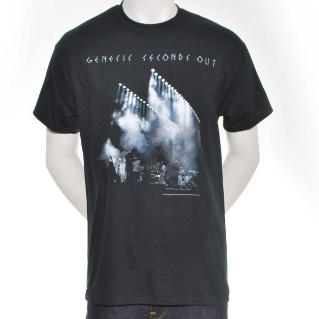 Genesis Seconds Out Cover T-Shirt