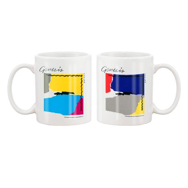 Genesis Abacab Mug A