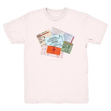 Genesis Tickets To Hear T-Shirt (Light Pink))