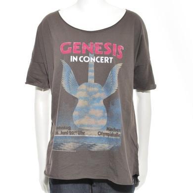 Women's Genesis Munich Olympihalle Concert T-Shirt