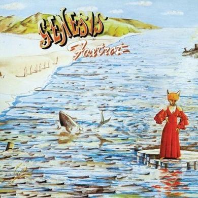 Genesis Foxtrot LP (Vinyl)